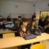 Dzień Otwarty Humanika (19.III.2010) (fot. Basia Hołub) - Zdjęcie 21