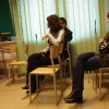 Dzień Otwarty Humanika (19.III.2010) (fot. Basia Hołub) - Zdjęcie 34