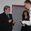 Wigilia Instytutu Kulturoznawstwa UMCS (16.XII.2010) (aparat Basi) - Zdjęcie 24